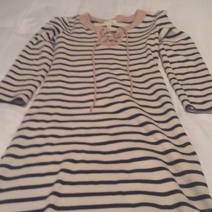 Other - Striped dress size small girls